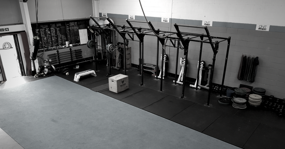 GODMANCHESTER - The Unit Fitness - GMC GYM