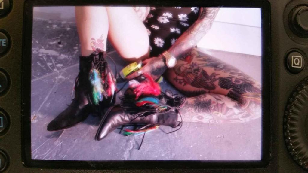 coachella boots