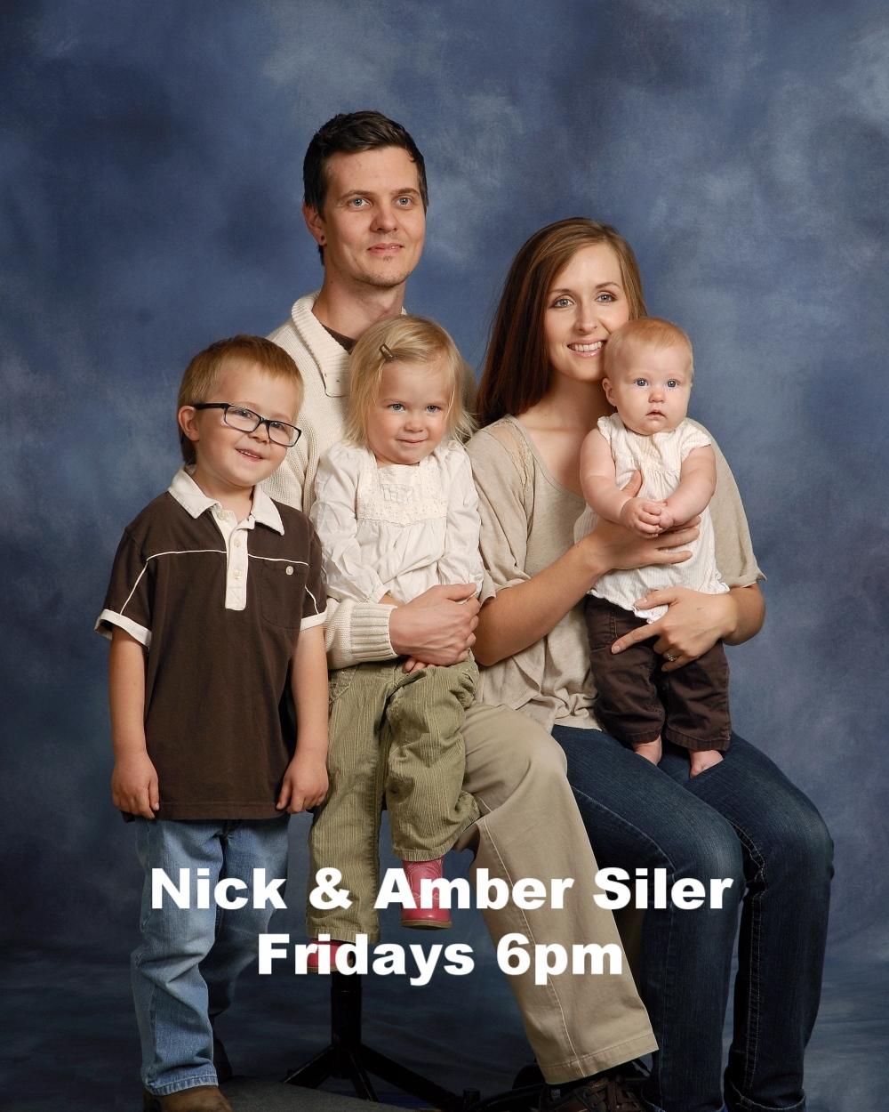 SILER, Nick & Amber; Taber, Estherlyn, Onalee.jpg