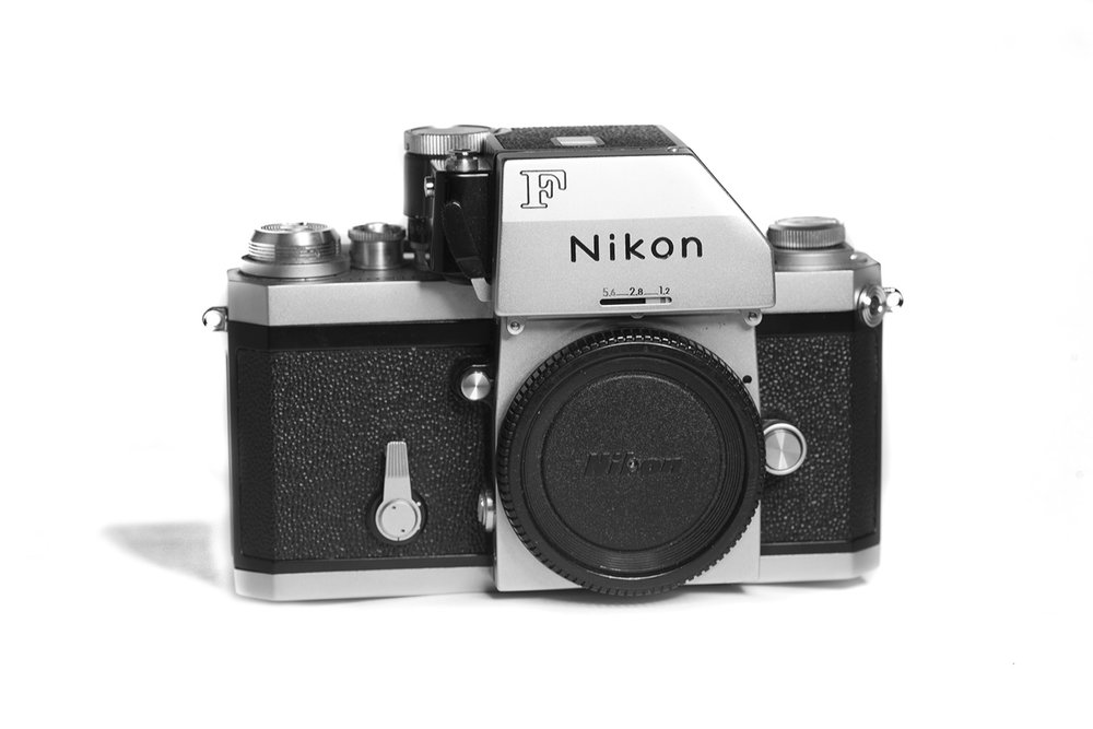 Nikon F - Photomic FTn