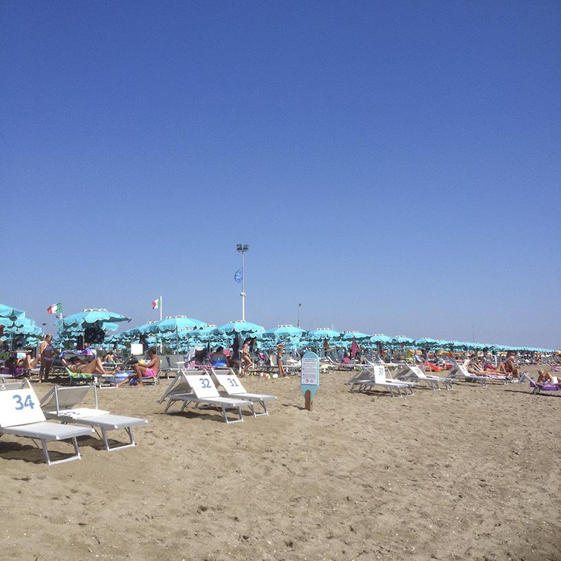 ASPh17-01214 Beach, Porto Santa Margherita, Veneto
