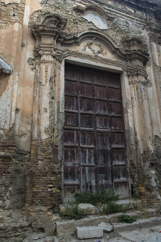Old church door, Corleone