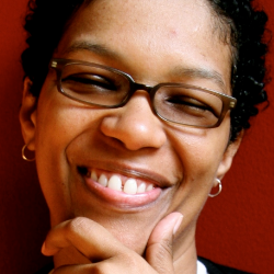 Rev. angel Kyodo williams - Founder, Center for Transformative Change and author, Being Black