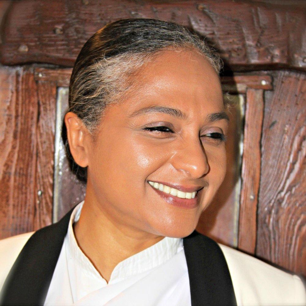 Sister Jenna - Host, America Meditating Radio Show, winner of President's Lifetime Community Service Award