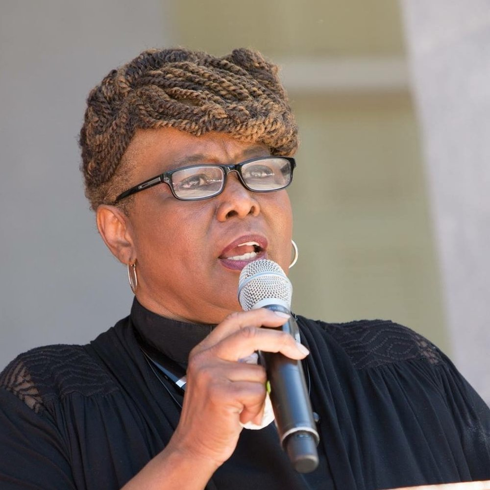 Rev. Dr. Joy D. Johnson, ThD - Founder, Life Matters, Inc., President, Sacramento Area Congregations Together (ACT)
