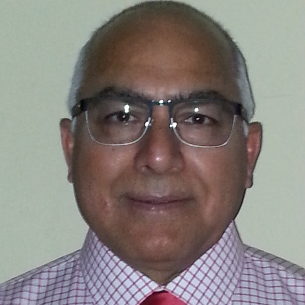 Asif Haq - Learning Director, Outreach and Speakers Bureau, SALAM