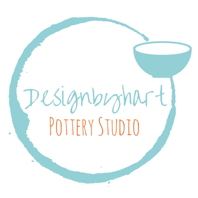Designbyhart Pottery - Studio 272