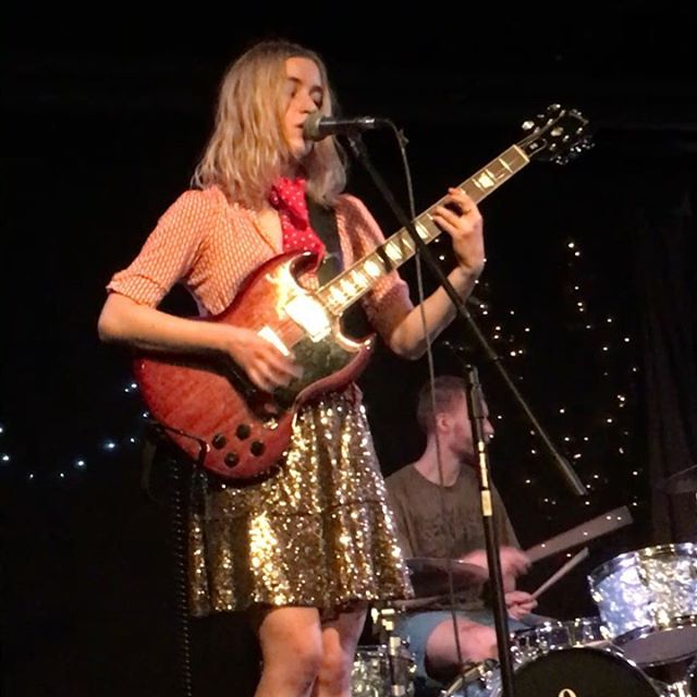 We were honored to have Red Ribbon (@eedanner) shredding in the Barking Dog Arts theater + Wanda Wesolowski (@wandy.wazowski) bringing the acoustic tunes! Red Ribbon is off to Louisiana on their way back west. So long and thanks for all the vinyl! . . . #barkingdogarts #redribbon #redribbonband #redribbonmusic #wandawesolowski #seattlemusic #huntsvillemusic #lowemill #lowemillarts #lowemillartsandentertainment #huntsville #huntsvilleal #huntsvillealabama