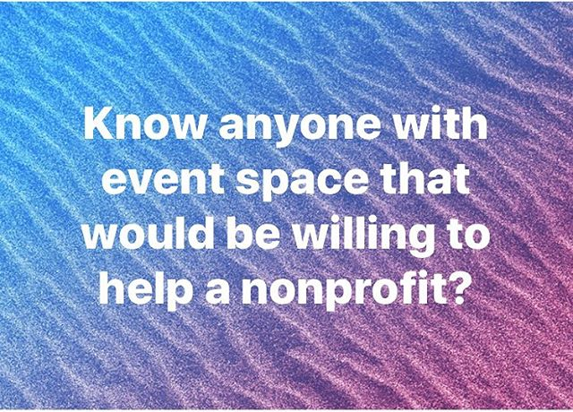 ✨Please tag, share✨#sandiego #event #lease #space #nonprofit #501c3 #taxexempt #room