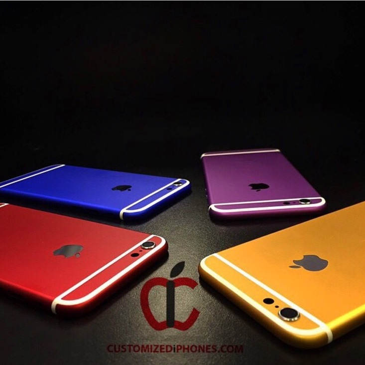 Customized iPhones - CustomizediPhones.com - Repairs and CustomizationsCustomizediPhones.com was started in 2012 to make repairs of apple devices convenient, affordable, and unique. We were trusted to work on thousands of iPhones from all over the world, from Los Angeles to Australia. What started as repairs for friends and family out of my bedroom, went viral after catching attention from professional athletes, celebrities, and businesses on instagram. We even caught the attention of Apple Inc., and we were forced to shut down.