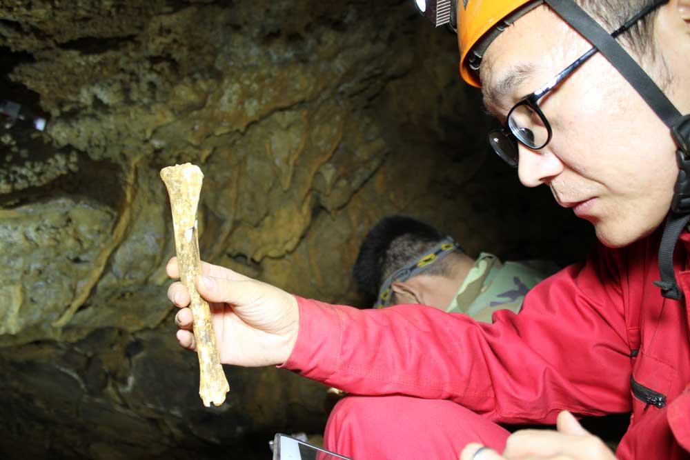 Xiao Kou Excavations 2019 -