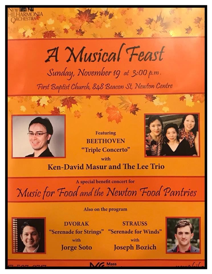 Newton Musical Feast