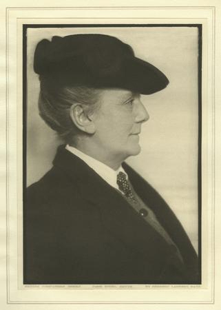 Herbert Lambert.  Dame Ethel Mary Smyth . National Portrait Gallery, London, NPG x7742. (Image: National Portrait Gallery, London)