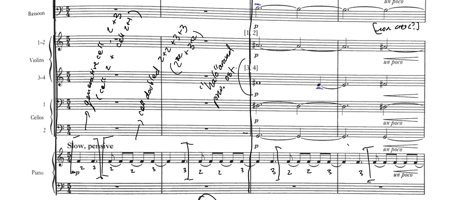 Crawford: Music for Small Orchestra — Joseph Bozich Music