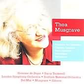 Album cover for the Lyrita reissue of works from Musgrave's catalogue.