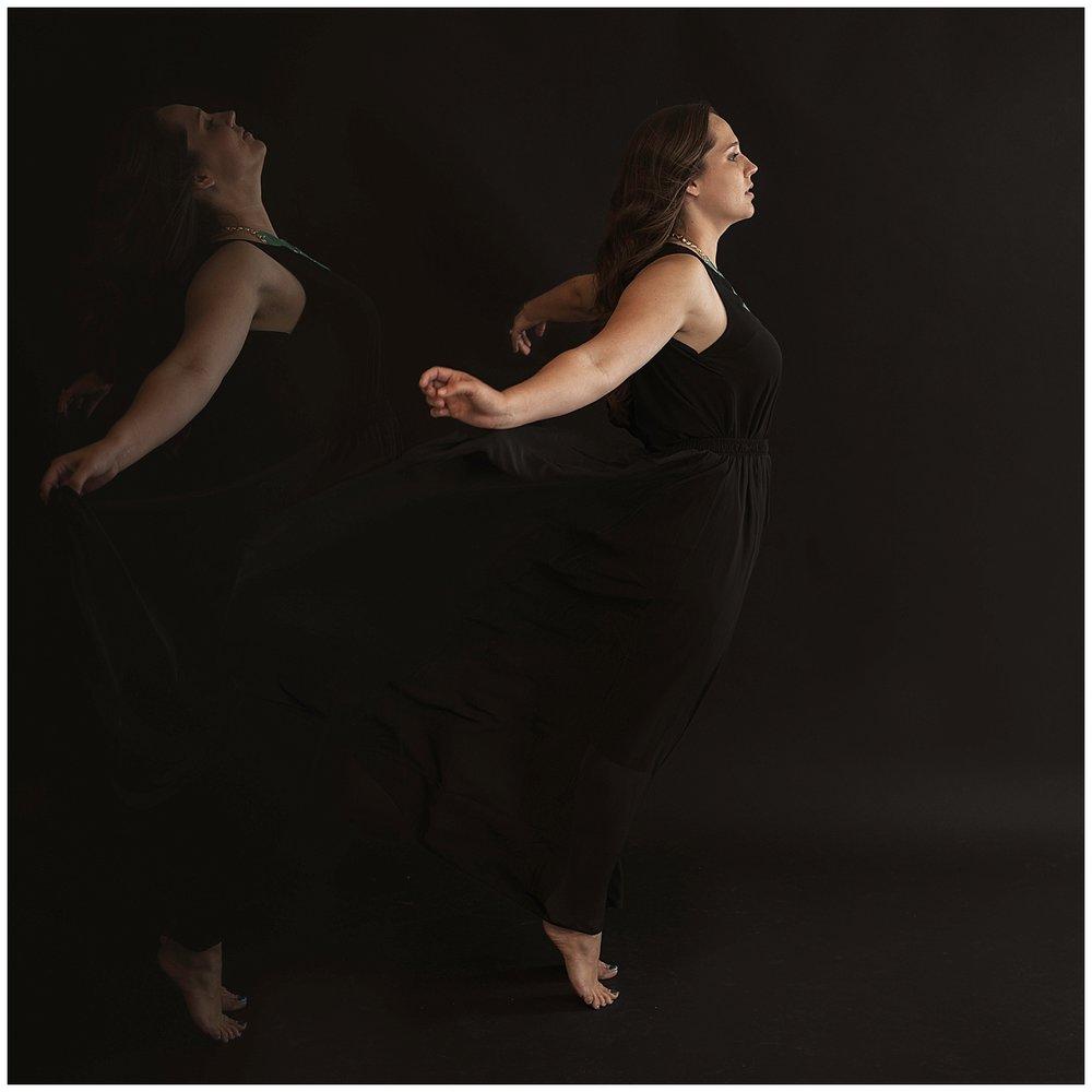 """Journey"" My interpretation of Dawn's journey into being a photographer."