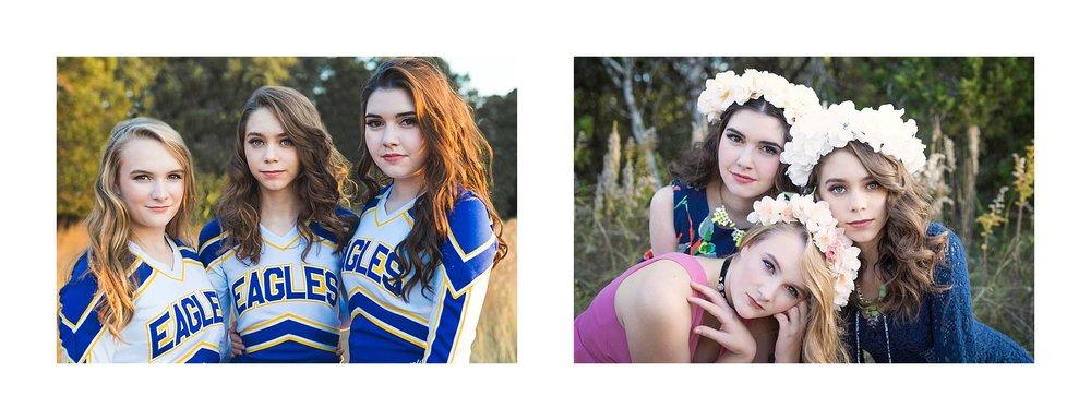 Senior Picture Checklist -
