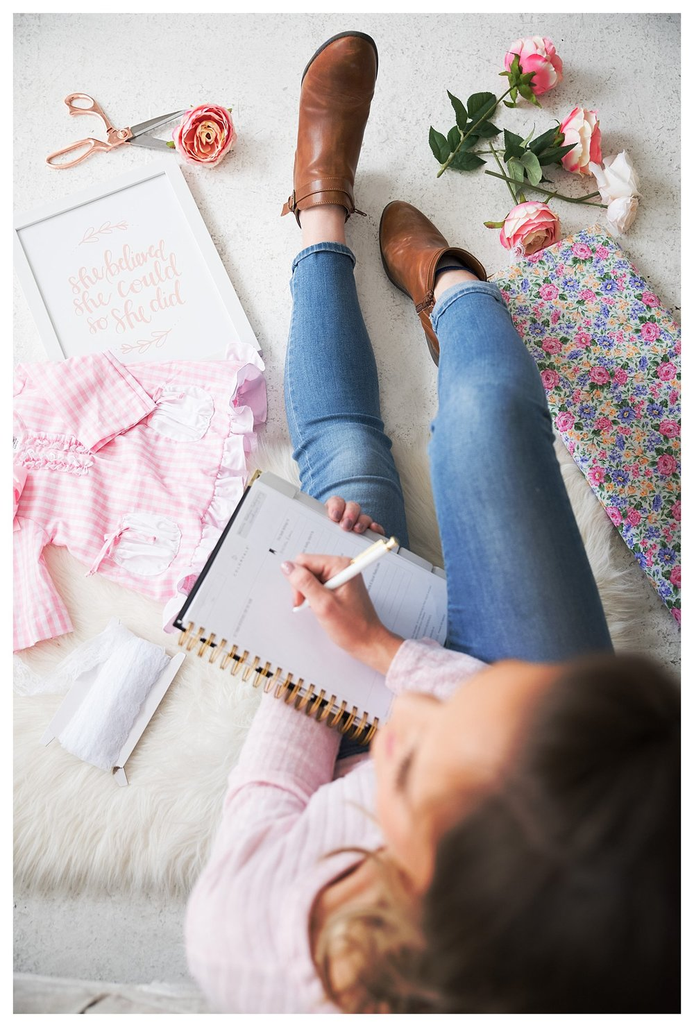 Pinterest flat lays, handmade dresses for girls in Texas