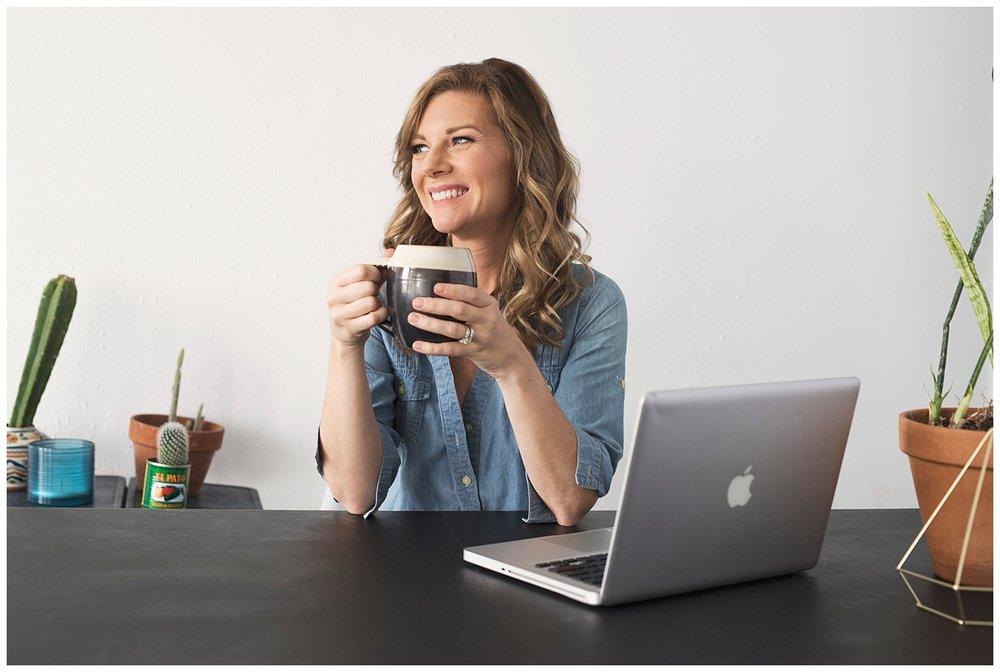 Bloggers and entrepreneur headshots