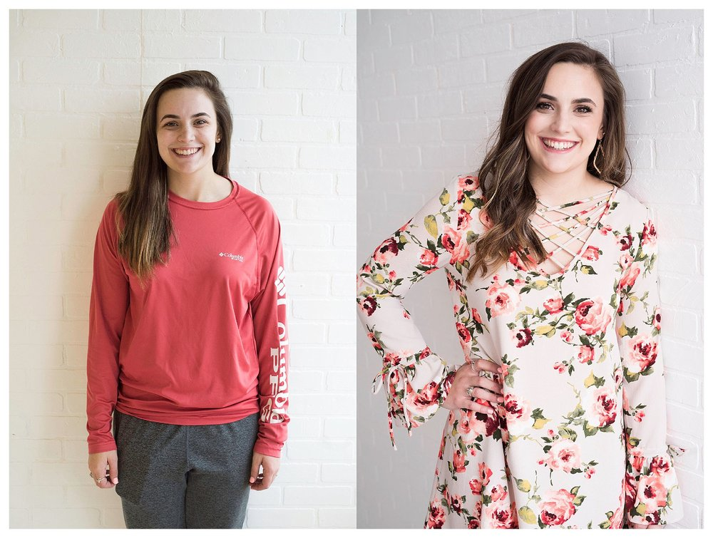 Raye is a newer business owner who wanted to start her business off on the right foot by highlighting herself and her products in a young, hip and stylish way that really is the language of her brand.