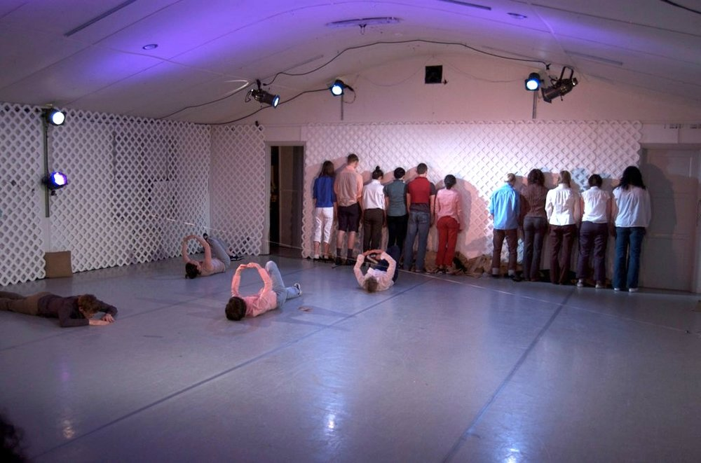 From  Paired Spectacular  at Performance Works Northwest. (Unknown photo credit)