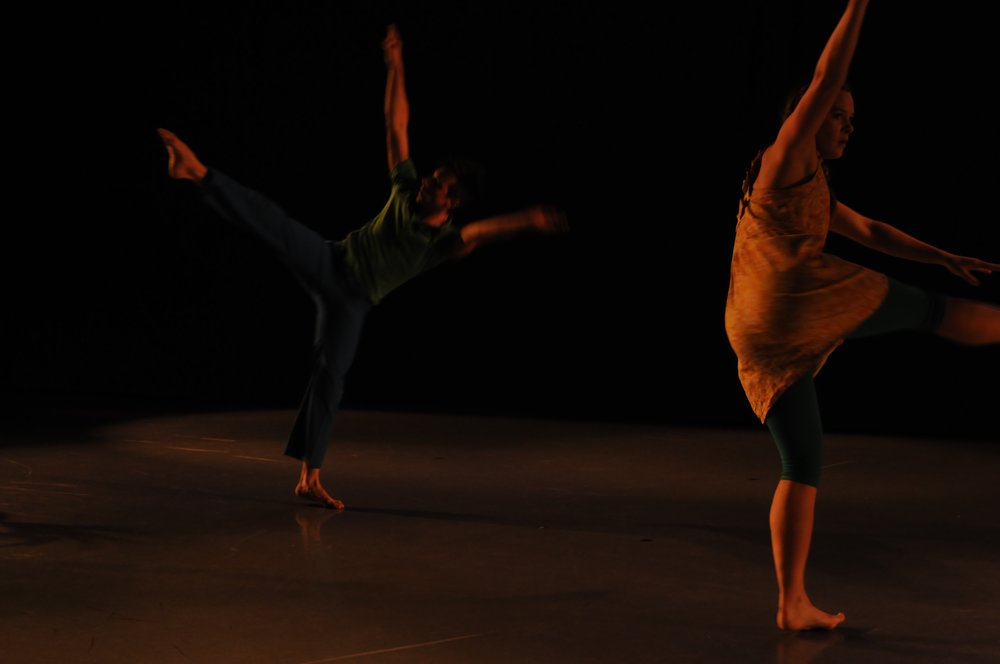 From  In Circadia  with Fault Line Dance (Eliza Larson). Photo by Bill Watt.