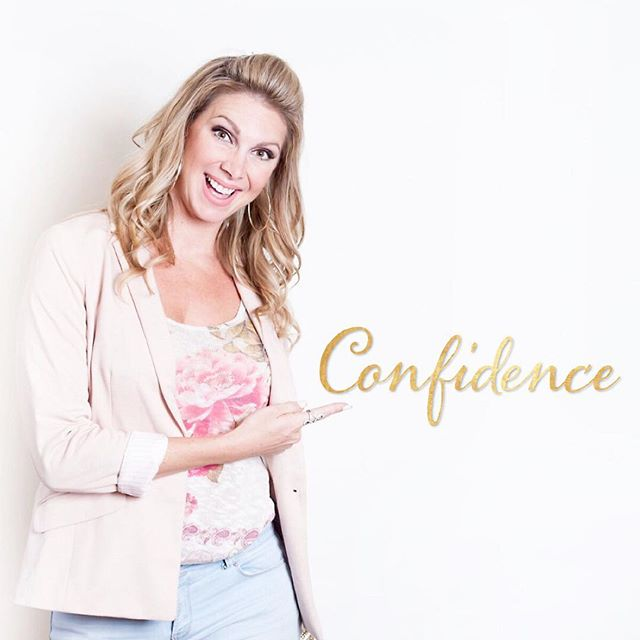 What does this word mean to you? How do you know it when you see it? When is it used in the right way and when is it over the top?  #confidence