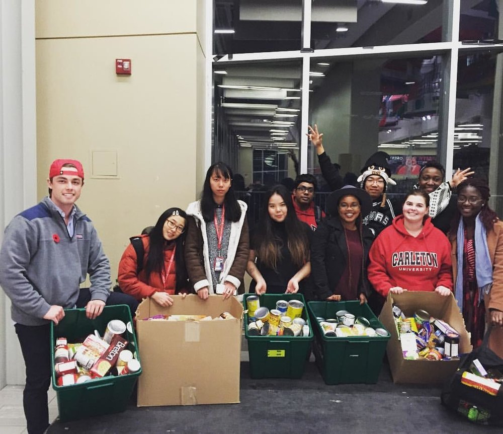 Carleton University - Student Leader: LiamContact:What they're up to:- Good Food Challenge ON