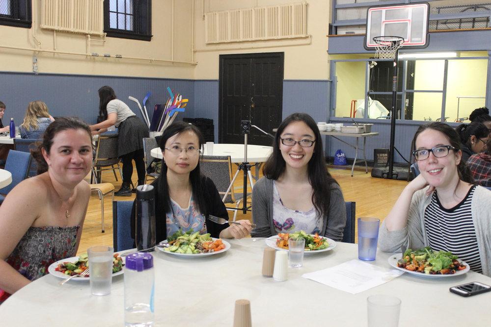 University of Waterloo - Student Leaders: Kirsten, MeramContact: waterloo@mealexchange.comWhat they're up to:- Good Food Challenge ON