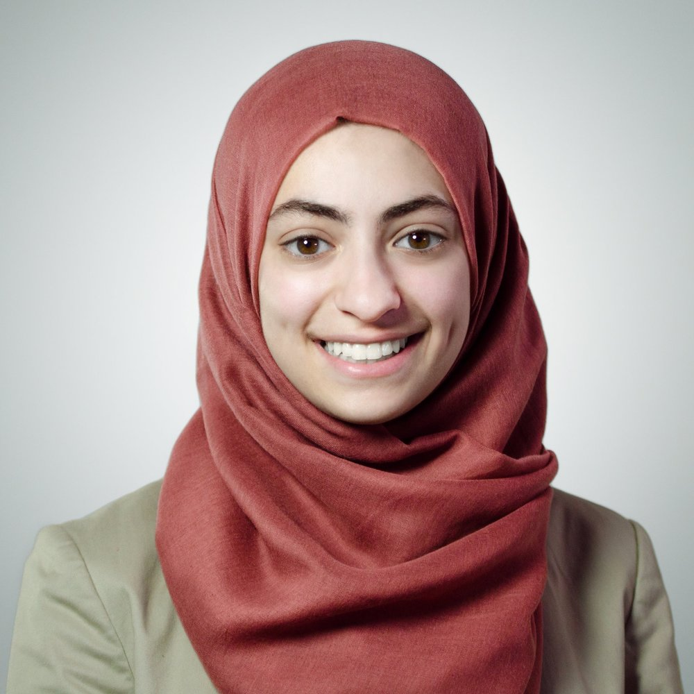 While acquiring her Interdisciplinary Bachelor's degree in Communication and Media studies and Biological Sciences at the University of Windsor, Ms. Chaker worked at Meal Exchange to develop campus food programming, and conducted research to gather diverse student perspectives on defining criteria for the Good Food Challenge. After graduating, she worked as Community Outreach Worker at The Initiative: Glengarry-Marentette Neighbourhood Renewal and as a Youth Facilitator at the Ontario Trillium Foundation. Featured in  TVO's Short Doc , Ms. Chaker builds community through intercultural food, art, and environmental projects. From establishing a community garden, kitchen, and market, to organizing public mural contests and youth summer camps, she is active in creating spaces and activities for positive social interactions. For three years, she advised government by amplifying the voices of at-risk youth, through her public appointment to the Provincial Council on Youth Opportunities. Winner of the 2016 Youth Changing Lives Award, she continues her volunteerism through a number of roundtables and committees, such as the Windsor-Essex Local Immigration Partnership Newcomer Youth Committee, the ProvincialIslamophobia Sub-Committee of the Anti-Racism Directorate, and is a board member of her local mosque, the Windsor Islamic Association. Ms. Chaker is currently pursuing her Juris Doctor degrees from the University of Windsor and University of Detroit Mercy in hopes of continuing to contribute to public policy.