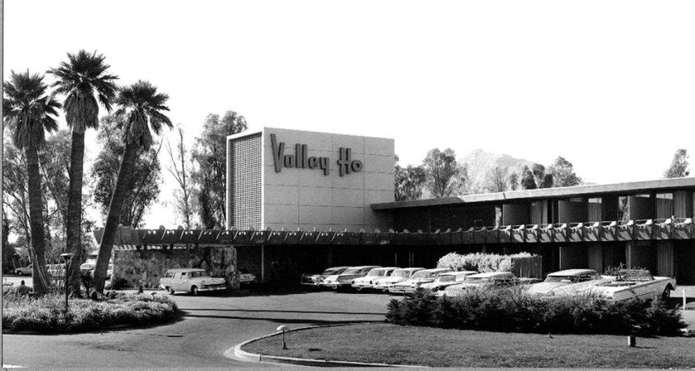 1956 Entrance