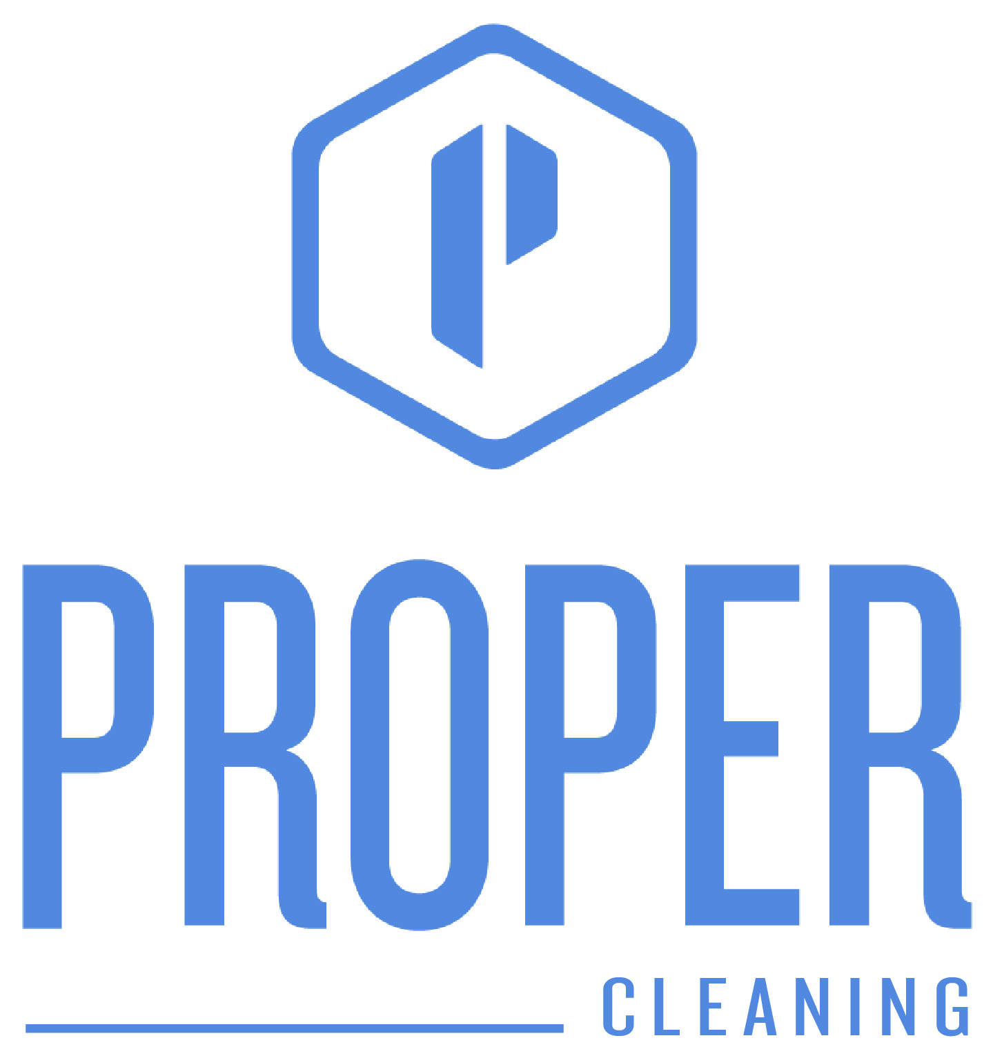 PROPER CLEANING