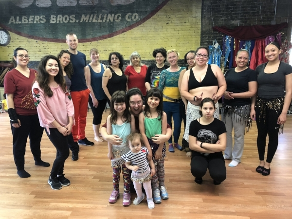 Who dances at our studio? Every BODY!