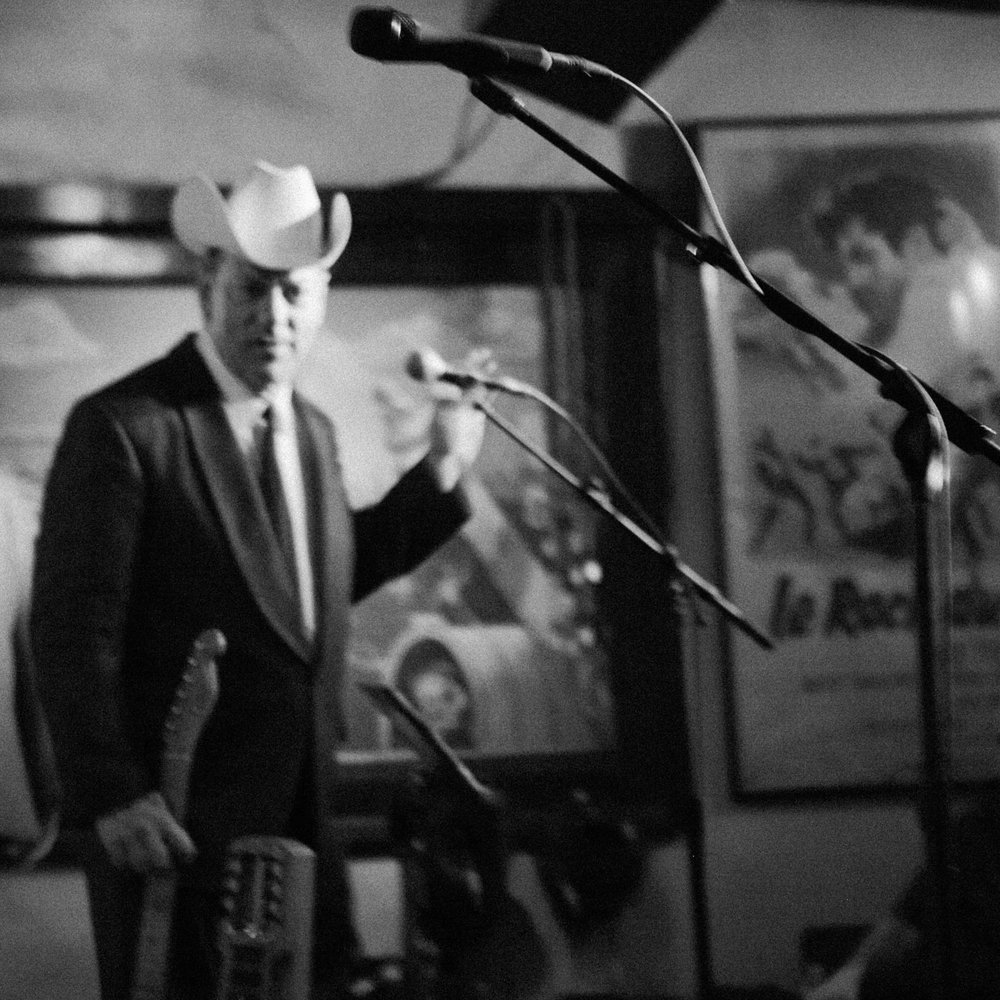 - Turn it upThere are few better ways to spend a night out than listening to live music. This was at the legendary Continental Club in Austin, TX. I gave Junior Brown a print of this image when he came through LA a few years later.