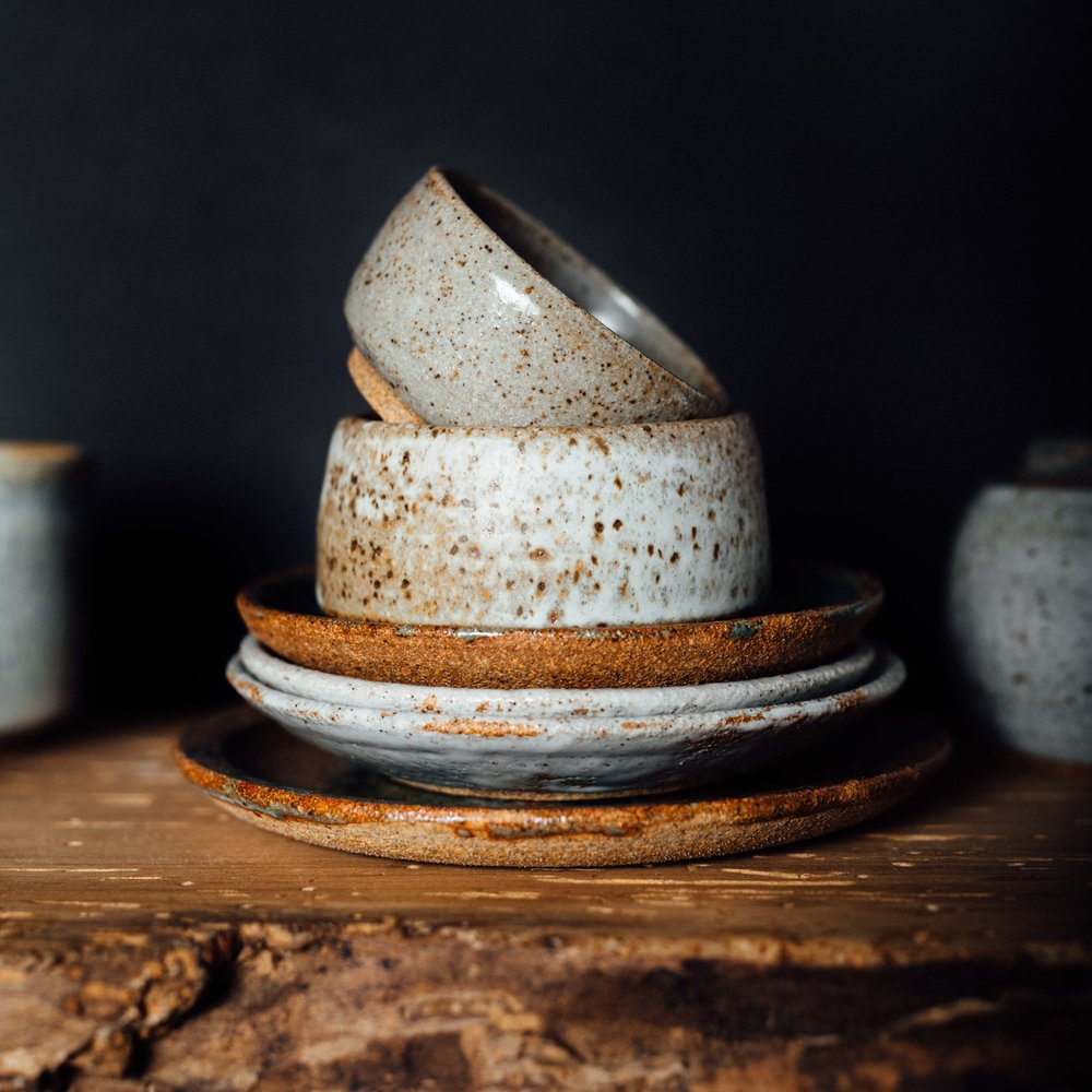 - Playing with clayWhen photography went from a hobby to my full-time job, I needed a new outlet. Enter ceramics. I'm just beginning my journey with clay, but I love that it forces me to use a different kind of creativity.