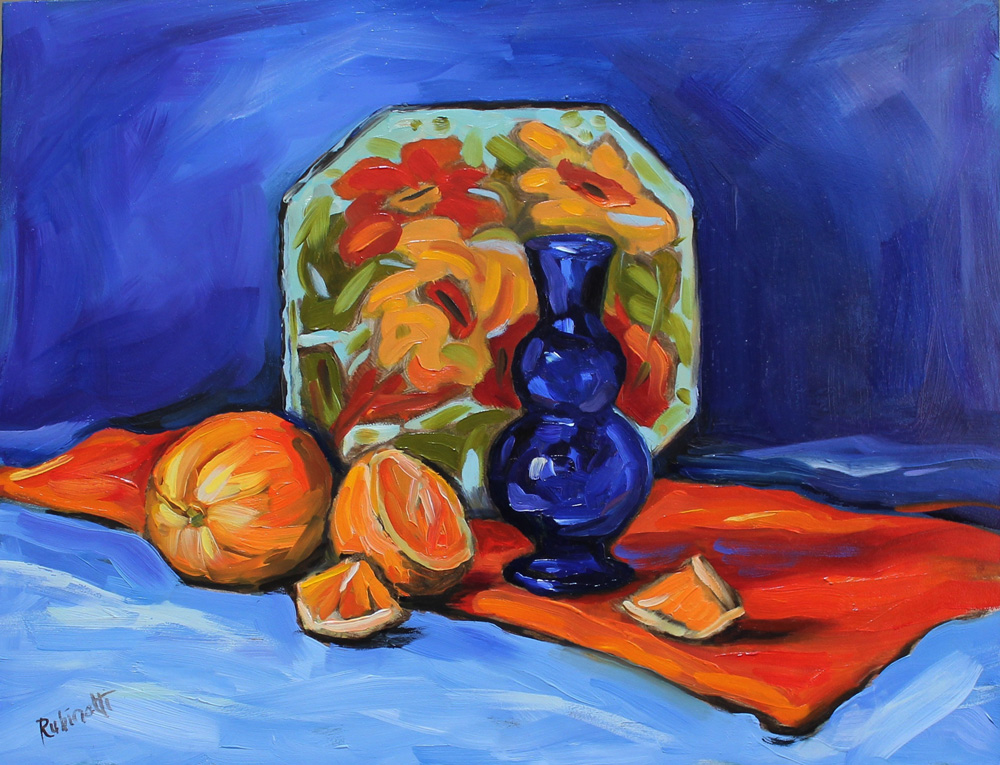 Oranges and Cobalt