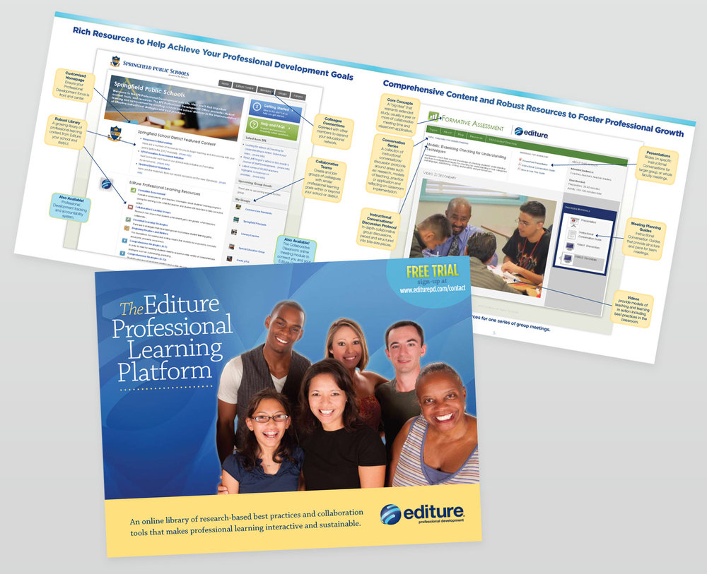 Editure Software 20 page Brochure