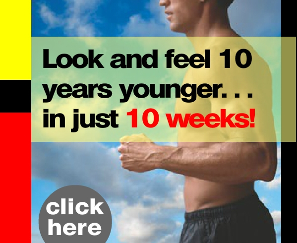 Men's Health Web Banner