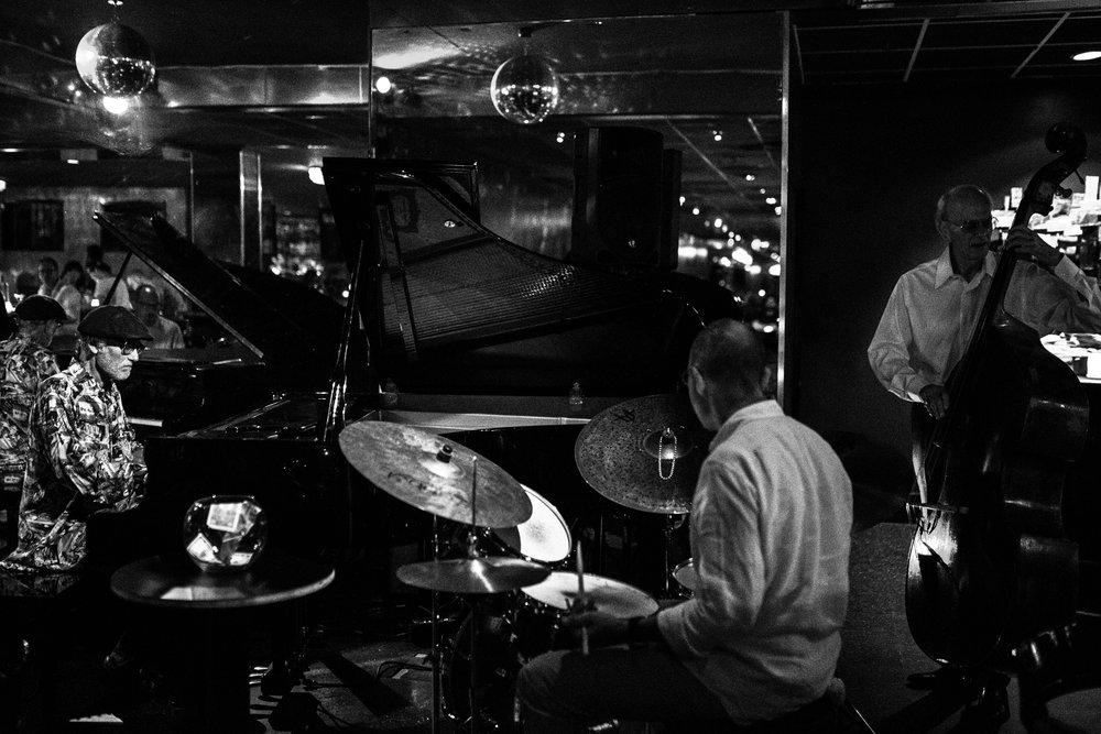 Ron Weinstien trio
