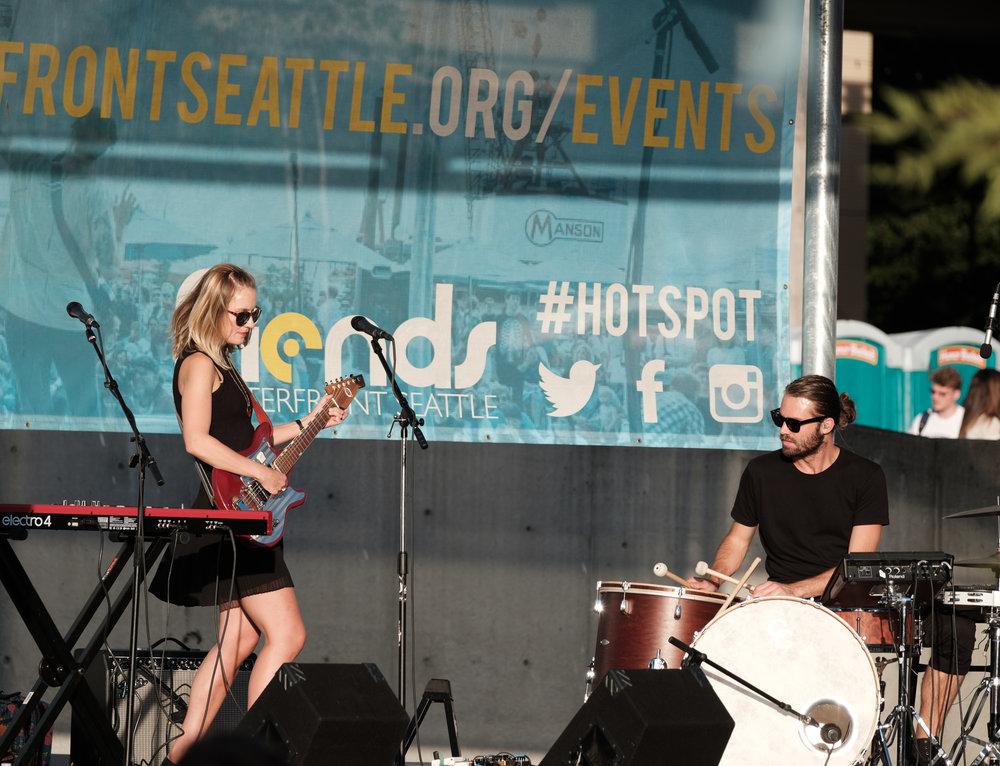 Lemolo, Seattle Waterfront, 20 August 2017.