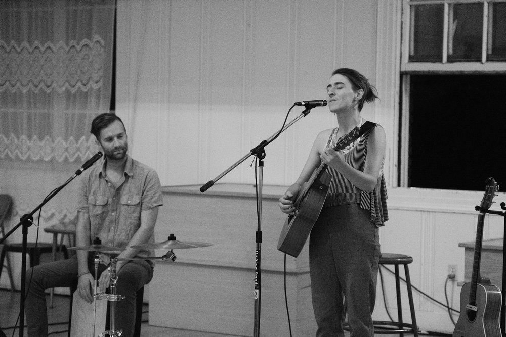 Animals of Grace, Seattle Acoustic Festival, August 2017. Incredible set by this folk duo.