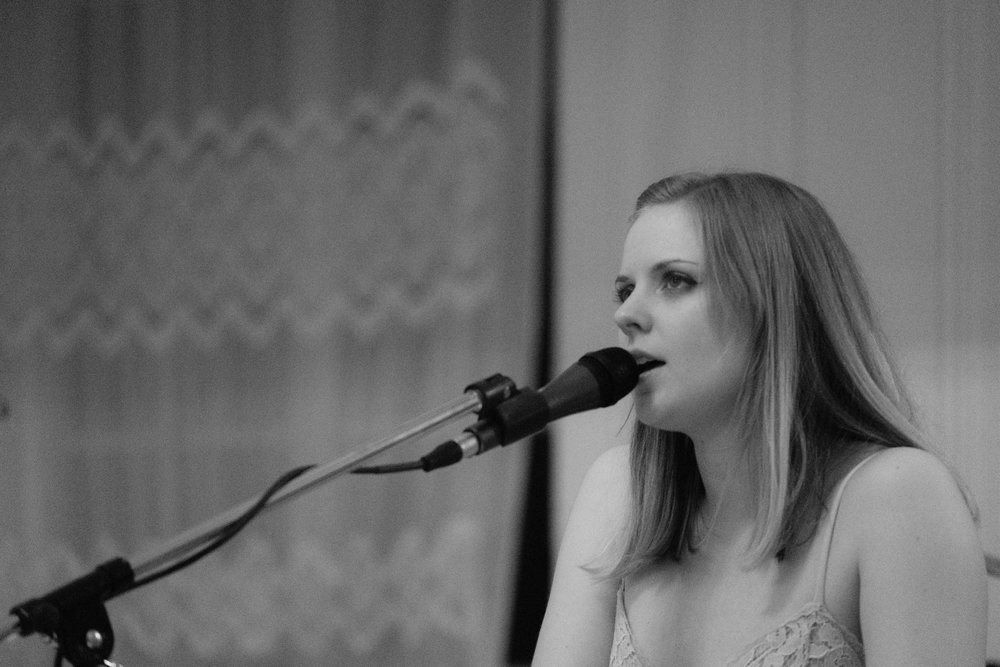 Sarah St. Albin, Seattle Acoustic Festival, August 2017.