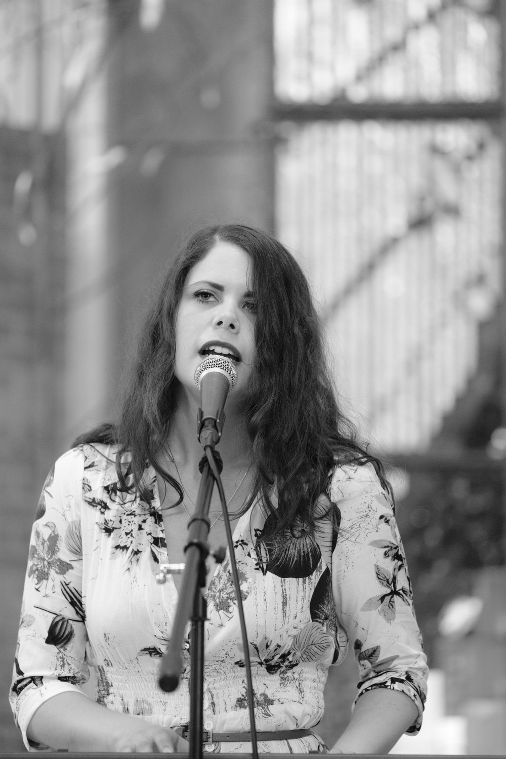 Heather Edgley + The Nobodies, Sanctuary stage, Seattle Acoustic Festival, August 2017.