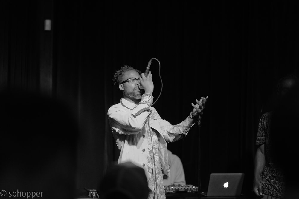 Dex Amora at The Crocodile, 6 September 2017.