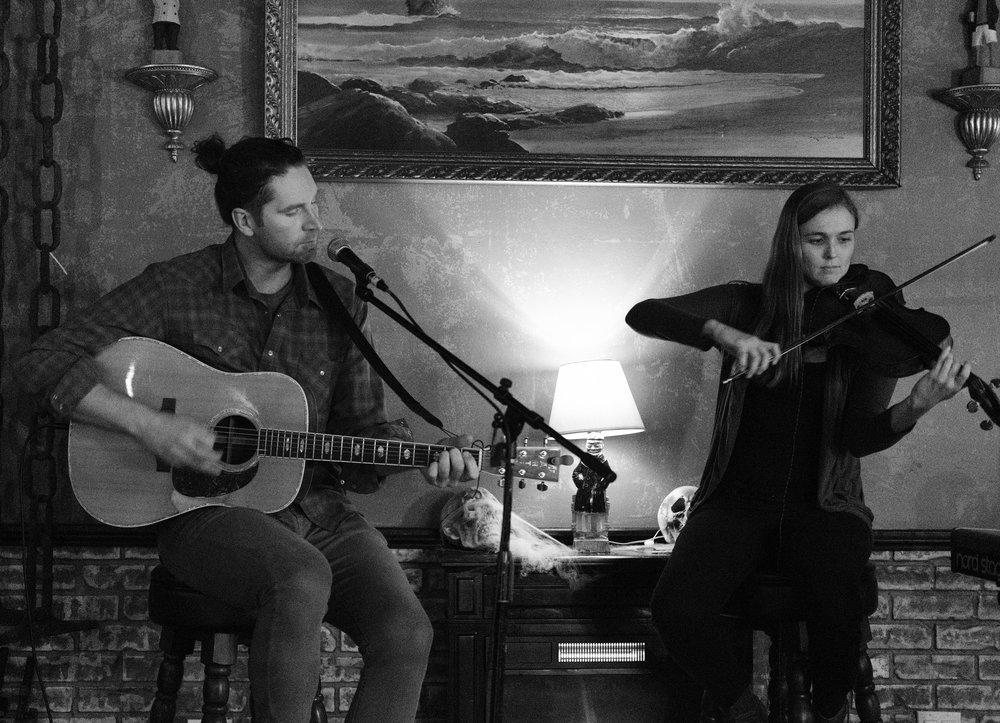 Rory Van James and Aleida Gehrels, Chop Suey, 7 November 2017.