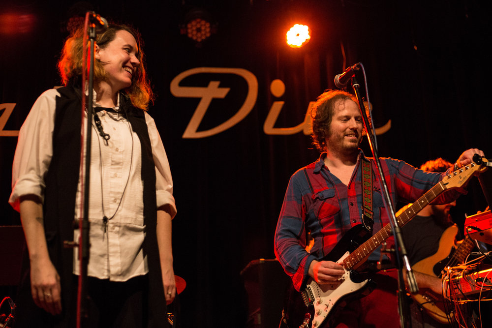 On vocals is Michael Trew as lead and his wife Lauren.