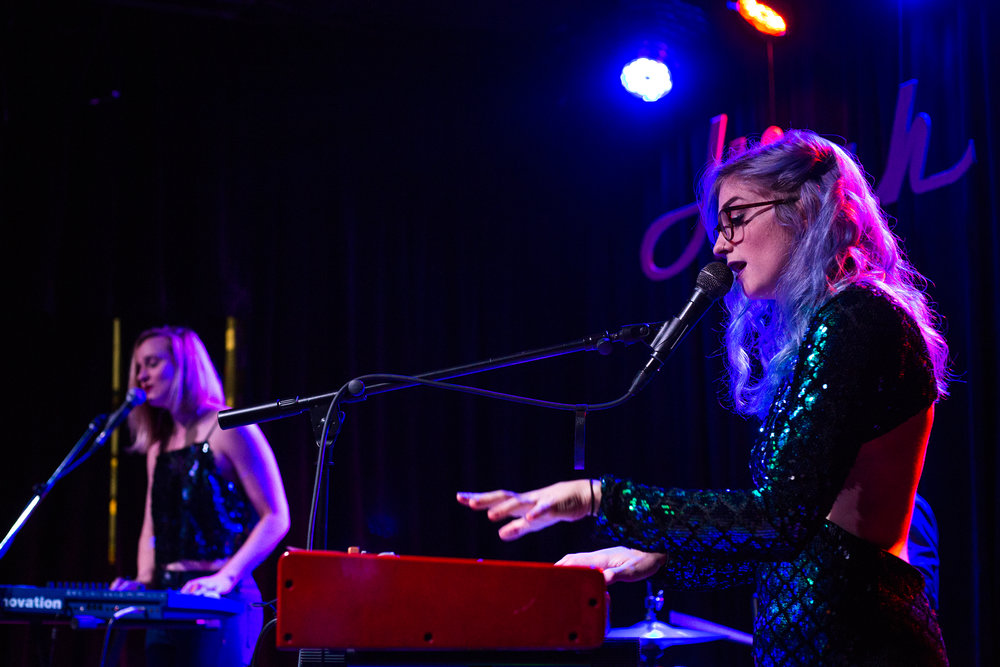 11/28/17 DATENITE's second show at the High Dive