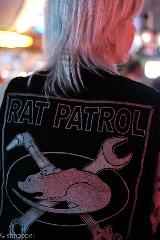Rat Patrol.