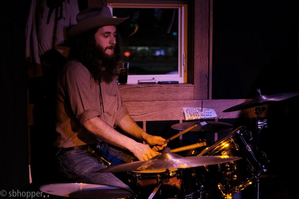 Roselit Bone at Portland's Alberta Street Pub, 15 April 2018.