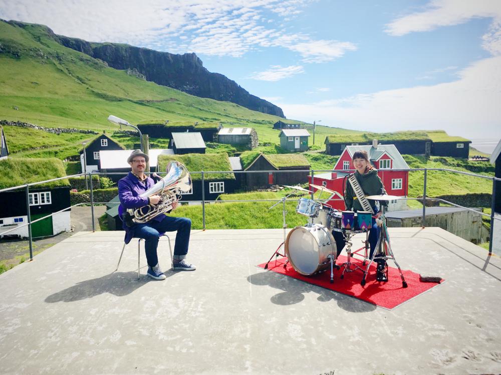 Summartónar, Mykines, Faroe Islands 2018